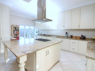 Gorgeous kitchen with ample cupboards